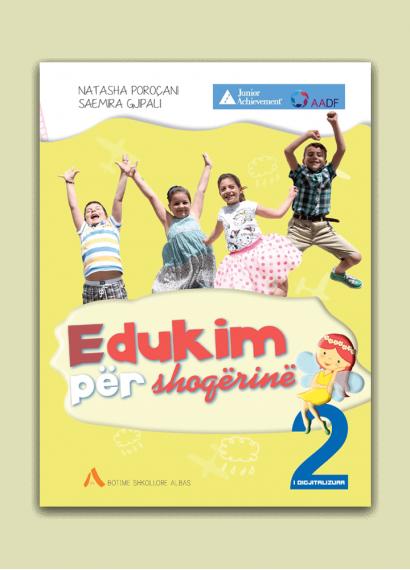 Edukim për shoqërinë 2  (digital)
