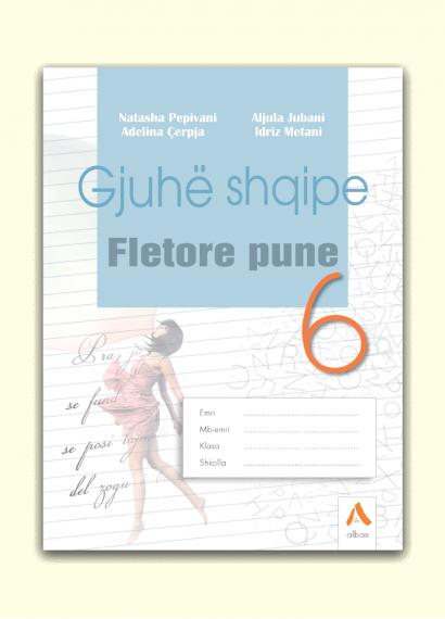 Fletore pune Gjuhë shqipe 6