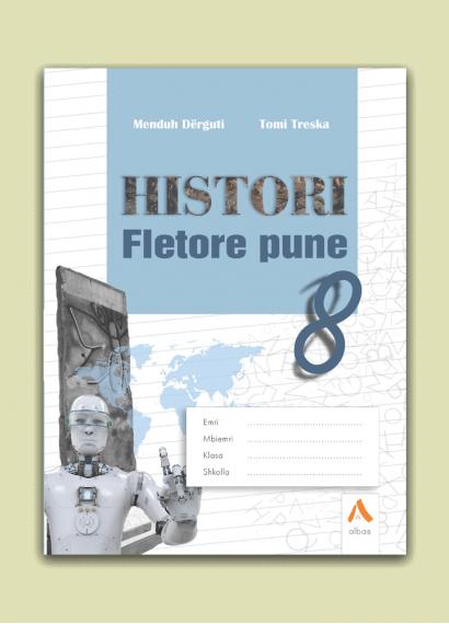 Fletore pune Histori 8