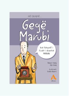 Gegë Marubi