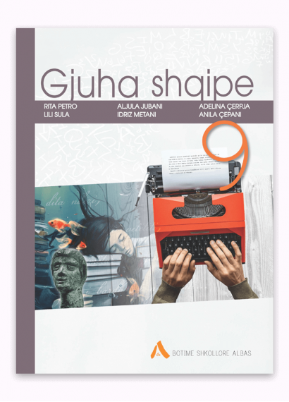 Gjuha shqipe 9 (digital)