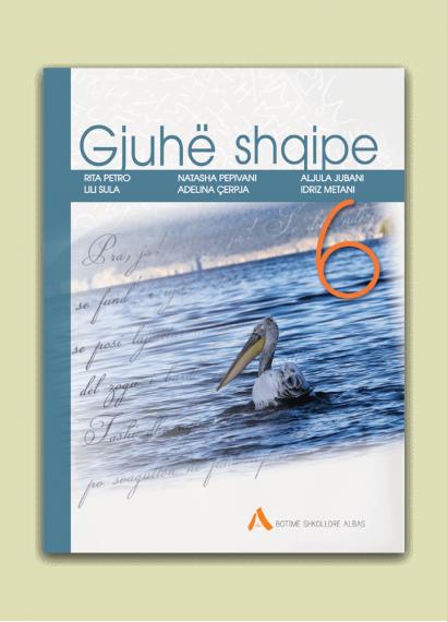 Gjuhë Shqipe 6 (digital)