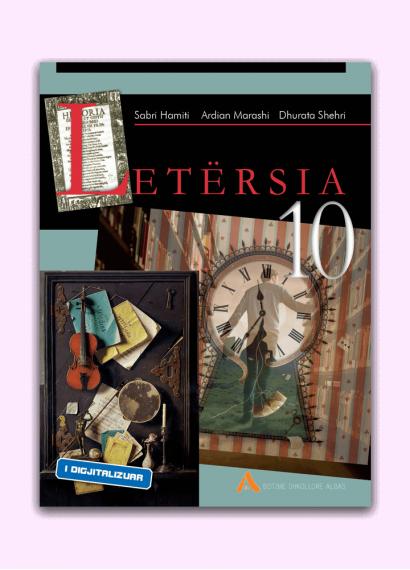 Letërsia 10 (digital)