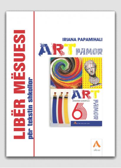 Libër mësuesi për tekstin shkollor Art Pamor 6