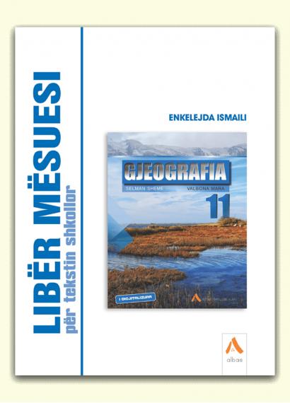 Libër mësuesi për tekstin shkollor Gjeografia 11