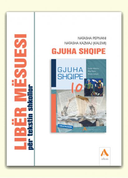 Libër mësuesi për tekstin shkollor Gjuha Shqipe 10