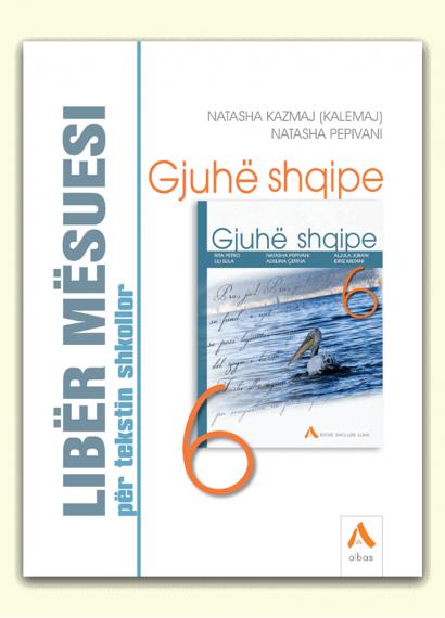 Libër mësuesi për tekstin shkollor Gjuhë shqipe 6