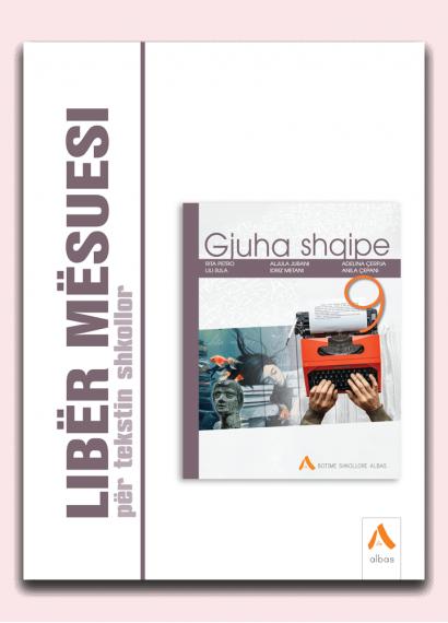 Libër mësuesi për tekstin shkollor Gjuha shqipe 9