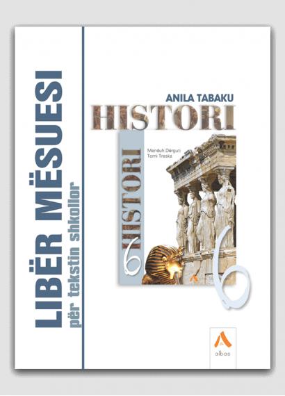 Libër mësuesi për tekstin shkollor Histori 6