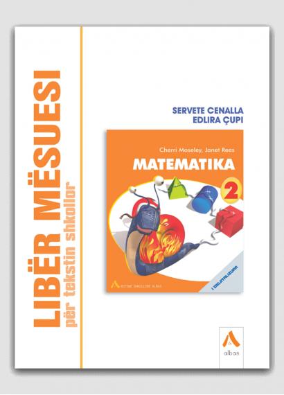 Libër mësuesi për tekstin shkollor Matematika 2