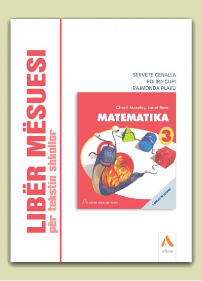 Libër mësuesi për tekstin shkollor Matematika 3