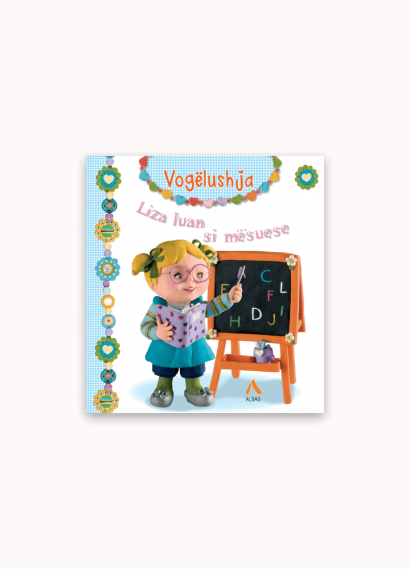 Liza luan si mësuese