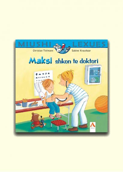 Maksi shkon te doktori